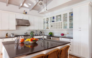 Anguilla hotels alternatives Alegria Kitchen