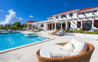 Anguilla Resort Villa Alegria Pool