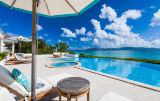 Villa Alegria Anguilla Photos Pool