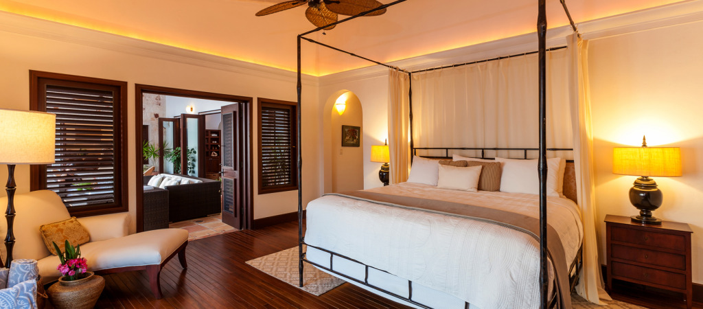 4 Serene Bedroom Suites