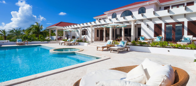 Anguilla hotels alternative Villa Alegria Exterior