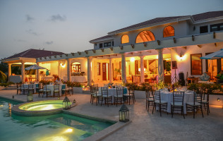 Villa Alegria Anguilla Wedding