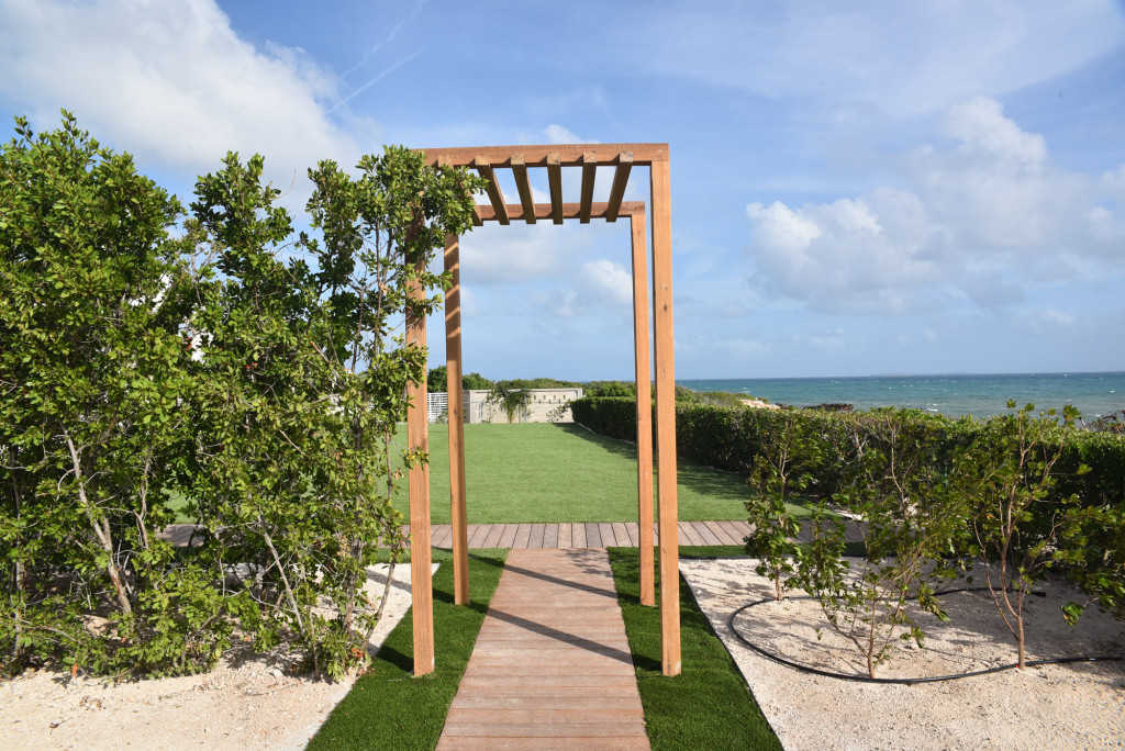 Anguilla Wedding Villas Beaches Edge Pergola