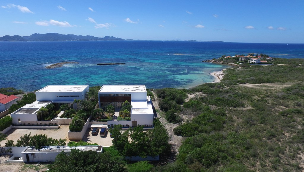 Anguilla Villas Beaches Edge Views