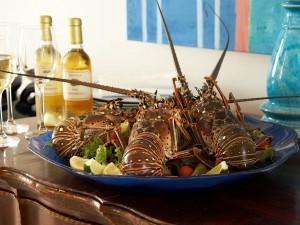 Anguilla vacation seafood