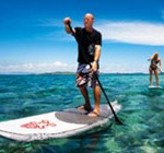 things to do on anguilla stand up paddleboarding