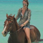 things to do on anguilla horseback riding