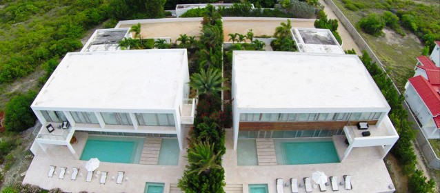 Places to stay in Anguilla for large groups Beaches Edge