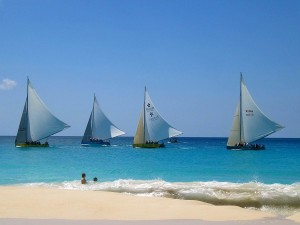 Anguilla things to do sailing