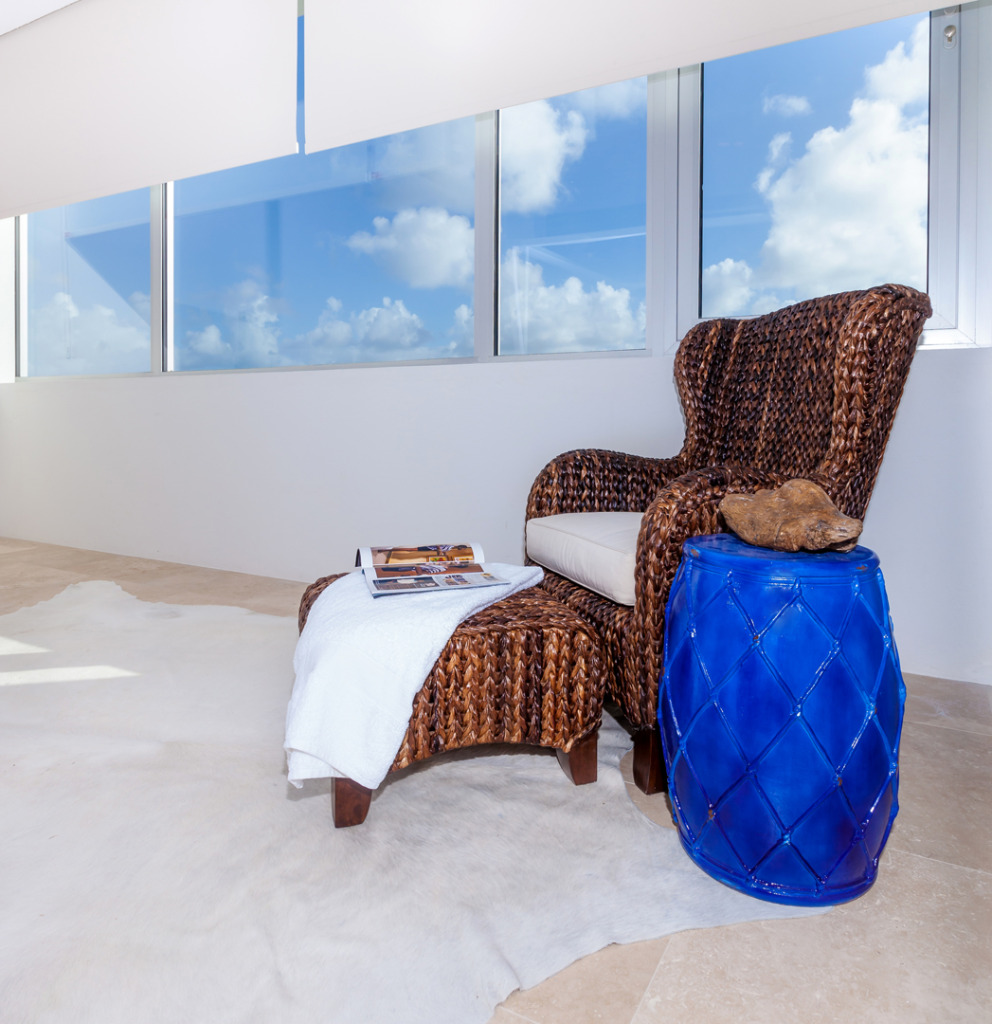 Anguilla Villas Beaches Edge 2nd Master View