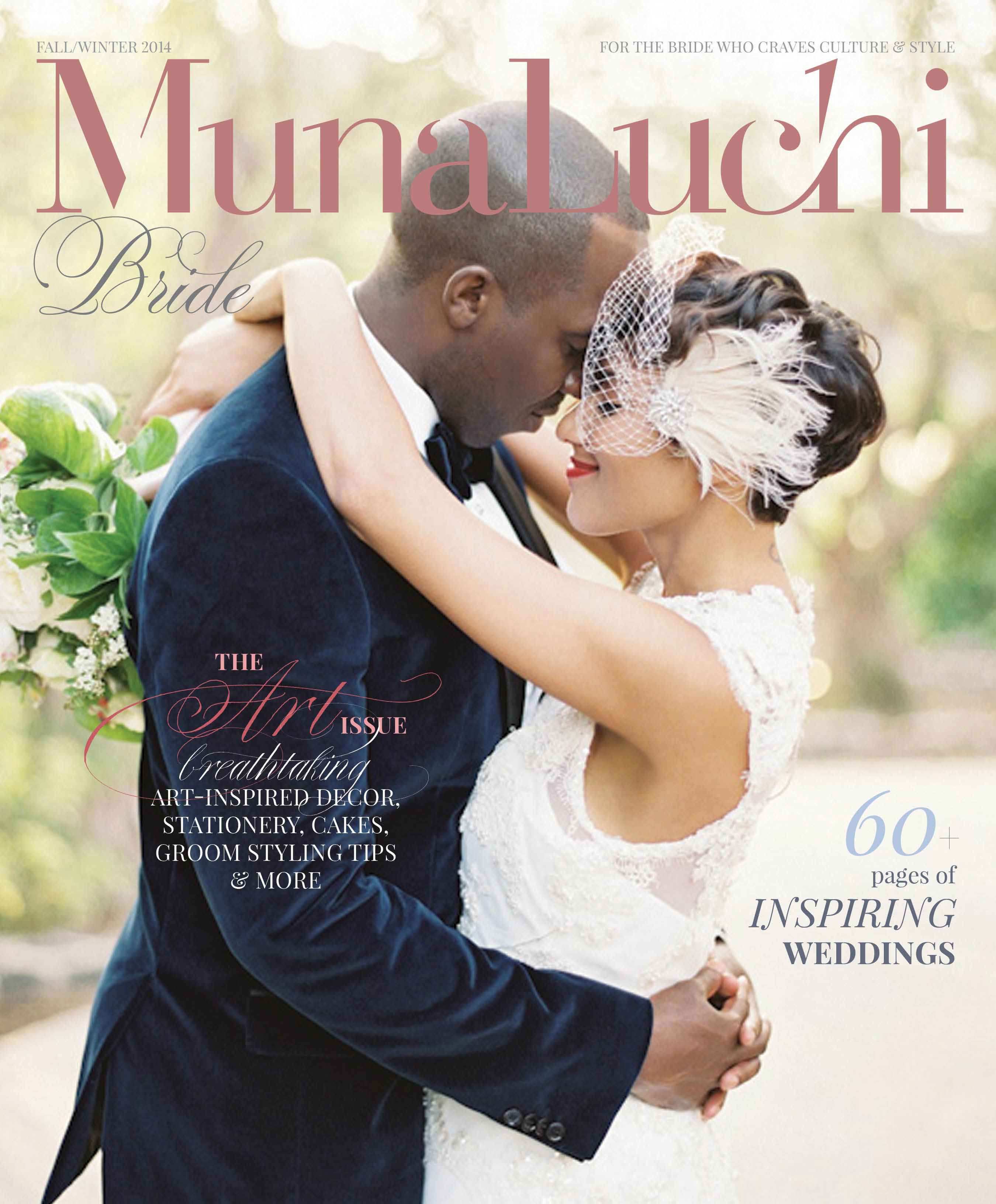 Munaluchi Bride Fall Issue Features Beaches Edge