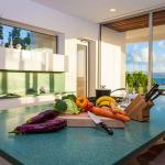 Anguilla 5 Bedroom Villas kitchen