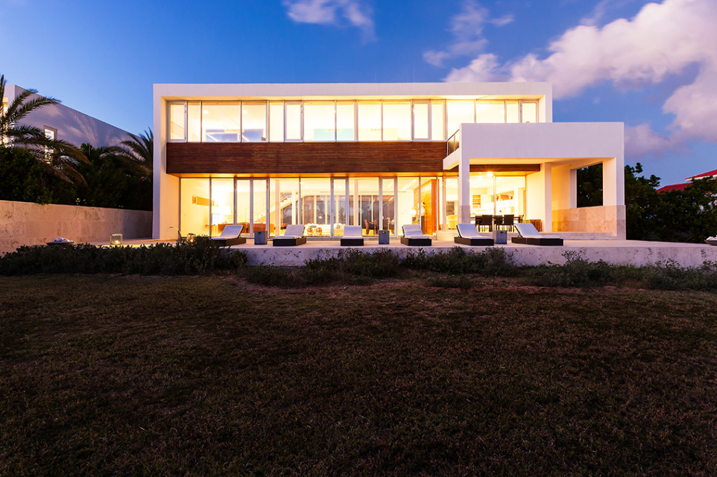Anguilla Villas East Night