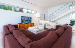 Beaches Edge Anguilla Villas E TV