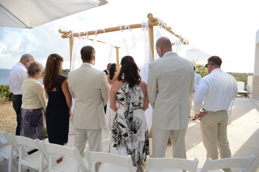 Anguilla Weddings Beaches Edge Savannah Arch Guests_resized