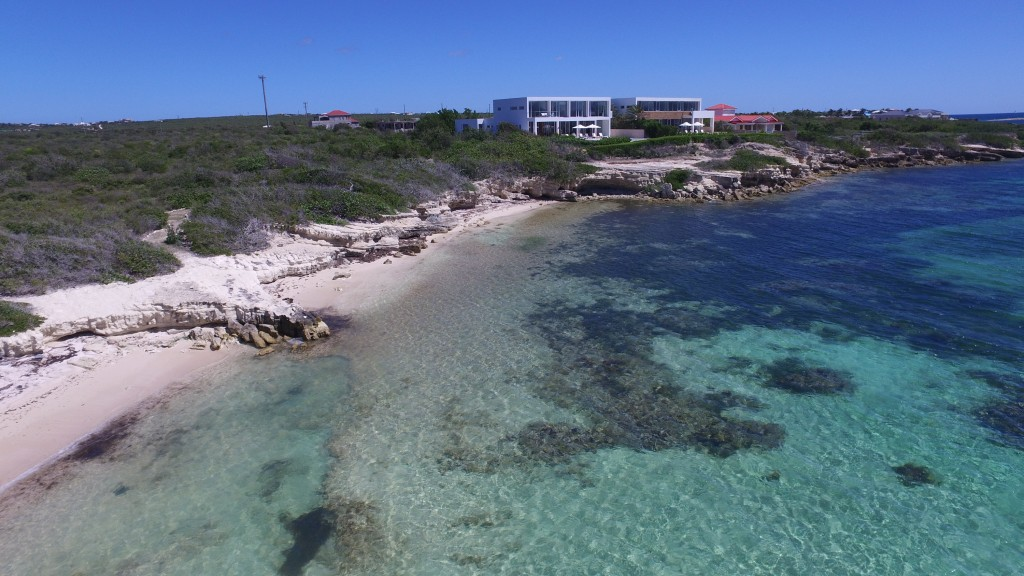 Anguilla Villas Beaches Edge for Rent dr 3000