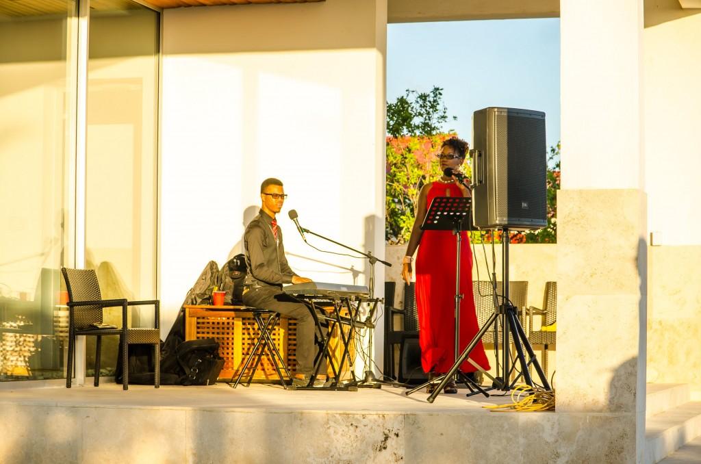 Anguilla Wedding Beaches Edge Music