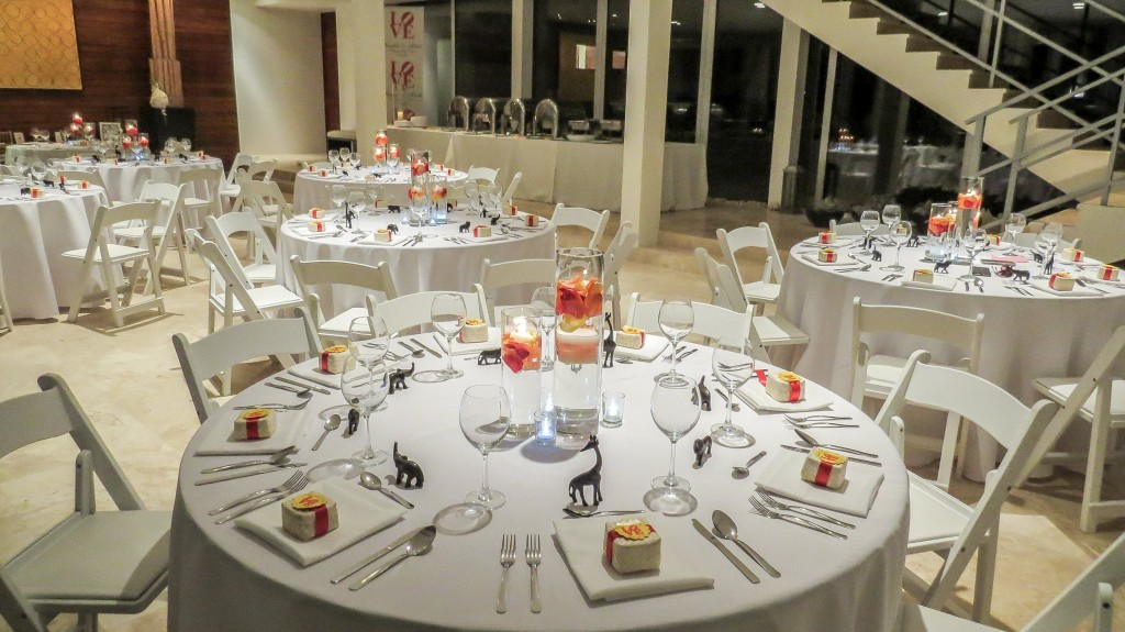 Anguilla Wedding Beaches Edge Reception Ideas