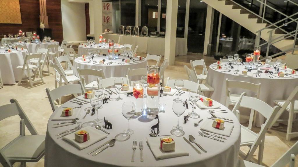 Anguilla Wedding Beaches Edge Reception Ideas