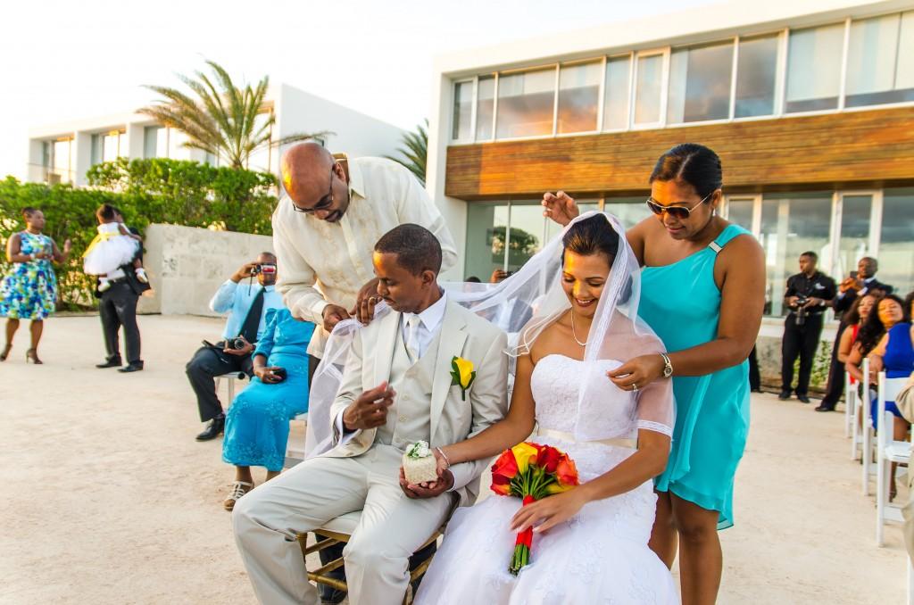 Wedding Traditions at Beaches Edge Villas