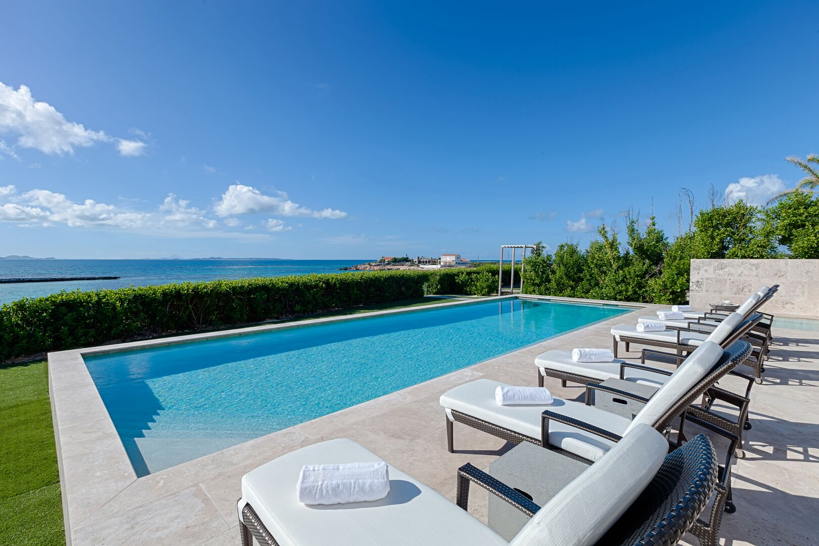 Beaches Edge Anguilla East Villa View