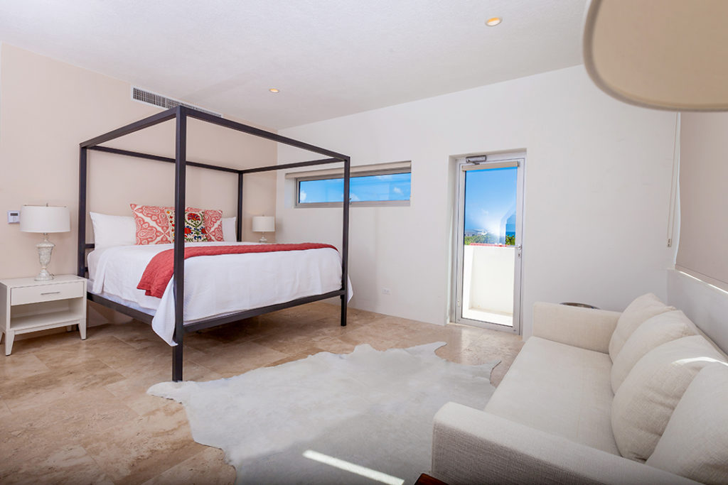 Master Bedroom Beaches Edge Anguilla